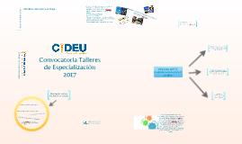 T.E. Ciudades activas para el empleo 2017