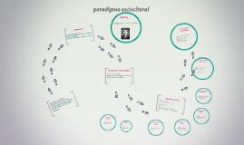 paradigma sociocltural