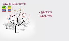 Capas del modelo TCP/IP