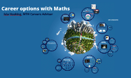 2017-18: Career options with Maths