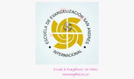 Copy of Copy of Escuela de Evangelizaciòn San Andres