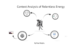Relentless Energy Context Analysis