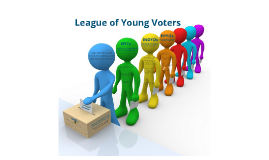 How to get involved in the League of Young Voters