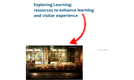 Exploring Learning 3 Resources