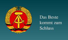 DDR & BRD
