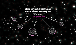 Store Layout, Design, and Visual Merchandising for Walmart