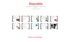 Hepatitis Biology Project: Tyler and Nivethan