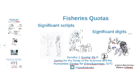 Fisheries Quota Advice: Significant Scripts & Significant Digits Conference