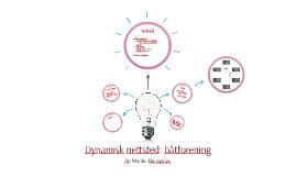 Dynamisk nettsted: båtforening