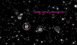 Library Resources Introduction