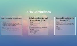NHS Committees