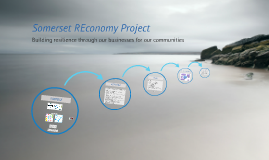Somerset REconomy Project