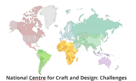 National Centre for Craft and Design: Challenges
