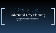 Advanced Levy Planning 2
