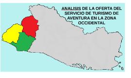 ANALISIS DE LA OFERTA DEL TURISMO DE AVENTURA E