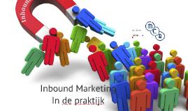 Copy of Inbound Marketing bij MCB