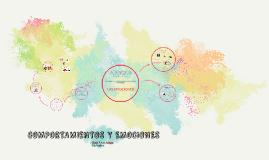 COPORTAMIENTOS Y EMOCIONES