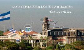 VEN A CONOCER MANAGUA NICARAGUA
