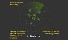 U-LÄNDERNA