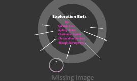Exploration Bots