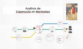 Análisis de Caperucita en Manhattan