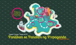 Copy of Panahon ng Propaganda