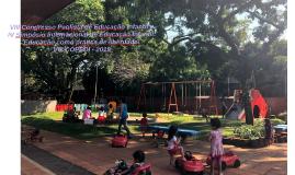 VIII Congresso Paulista de Educação Infantil e IV Simpósio I