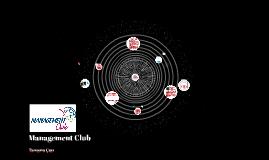 Management Club tanışma sunumu