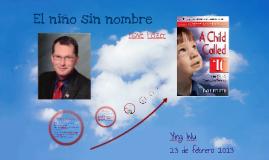 Copy of El nino sin nombre Presentation