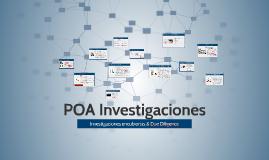 POA Investigaciones 3
