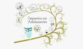 Copy of Depresión adolescente