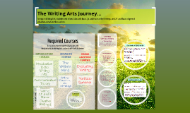 The Writing Arts Journey