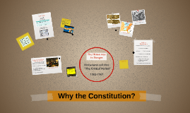 Articles of Confederation v. Constitution