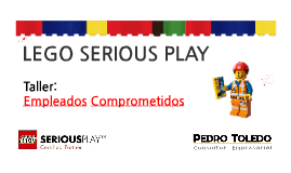 Copy of LEGO SERIOUS PLAY