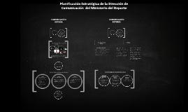 Planificación Estratégica de Comunicación Interna del Ministerio del Deporte del Ecuador