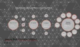 Técnicas de Conteo y Conjuntos
