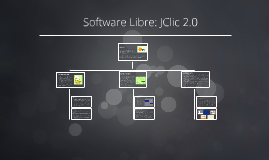Software Libre: Jclic 2.0
