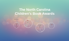 The North Carolina Children's Book Award Nominees