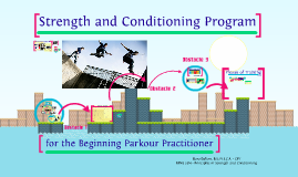 Copy of Copy of Strength and Conditioning Program for the Parkour Practitioner