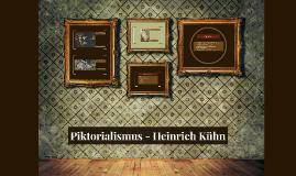 Piktorialismus
