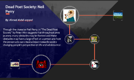 Dead Poet Society: Neil Perry
