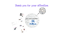 Copy of Copy of Hilton Hotel Corporation PPT
