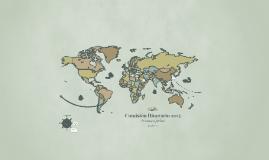 Comisión Itinerario 2015