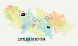 satelite ARTIFICIAL.