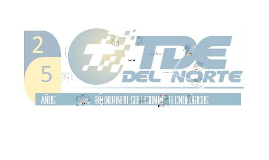 TDE del Norte 25 años
