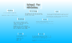 School Of Athletes