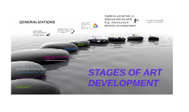 STAGES OF ART DEVELOPMENT