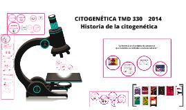 Historia de la Citogenética