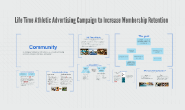 Life Time Athletic Advertising Campaign to Increase Membersh