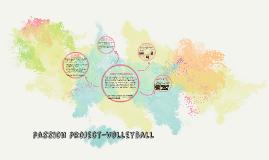 passion project-vollyeball